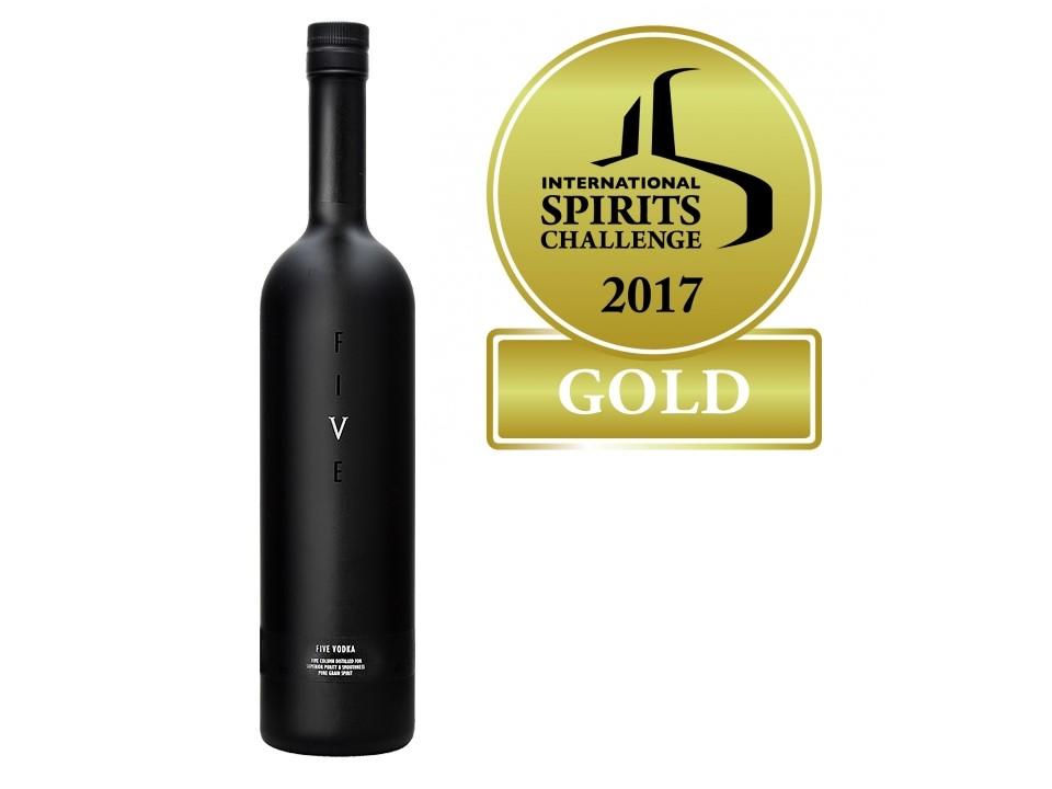 Brecon FIVE plus Gold Award