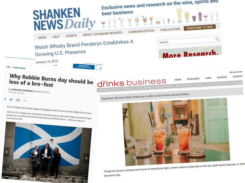 Shanken News Daily, Toronto Star and The Drinks Business