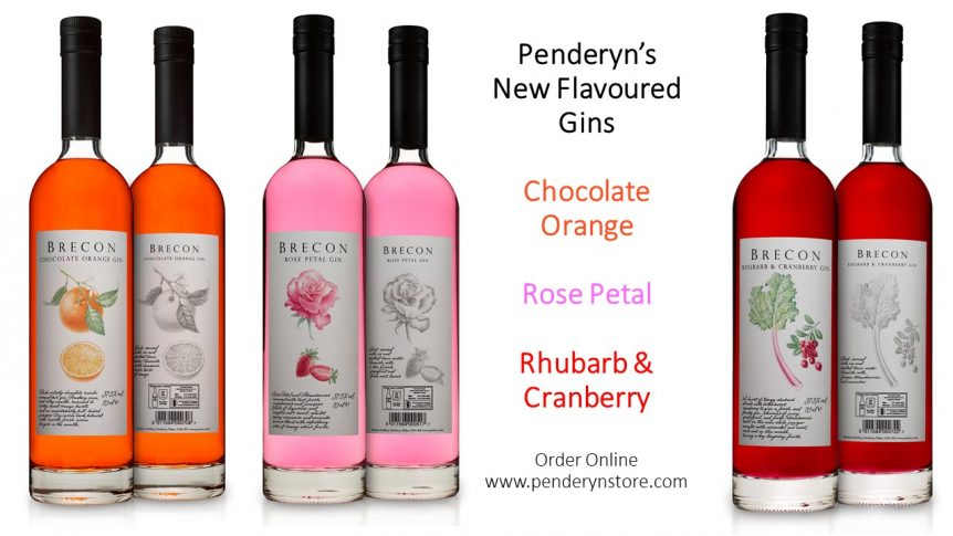 New Flavoured Gins