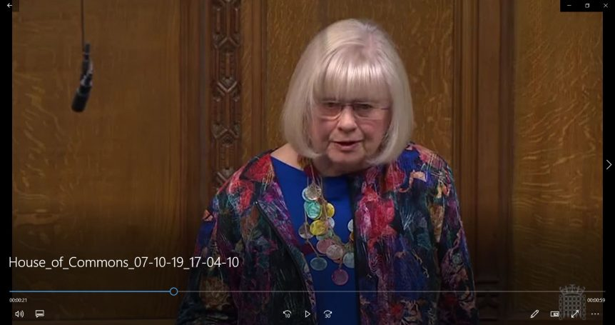 House of Commons Ann Clwyd