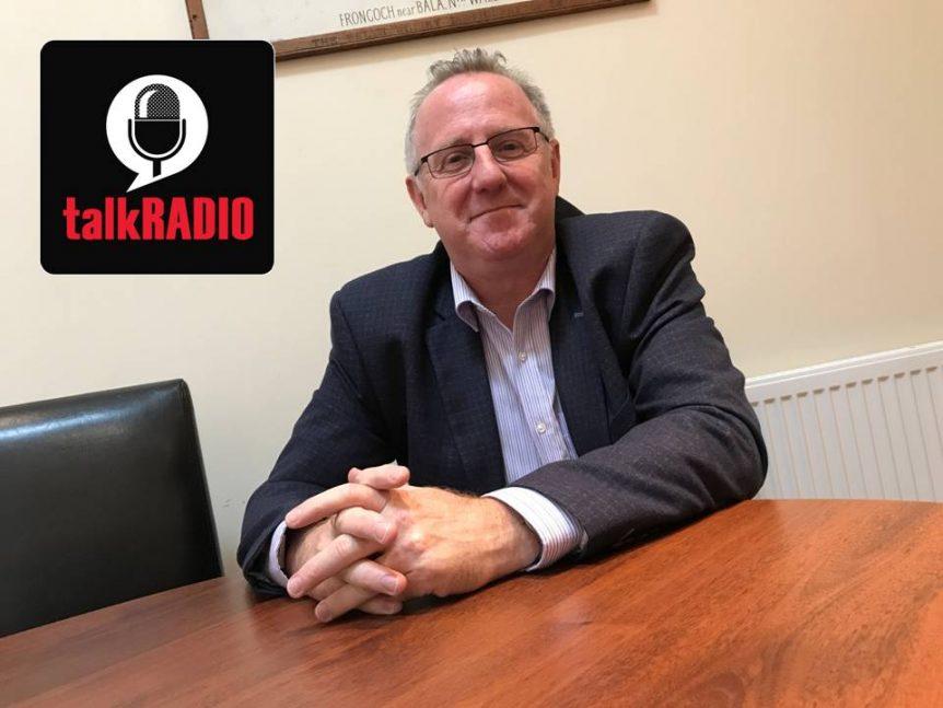 Stephen Davies Talk Radio