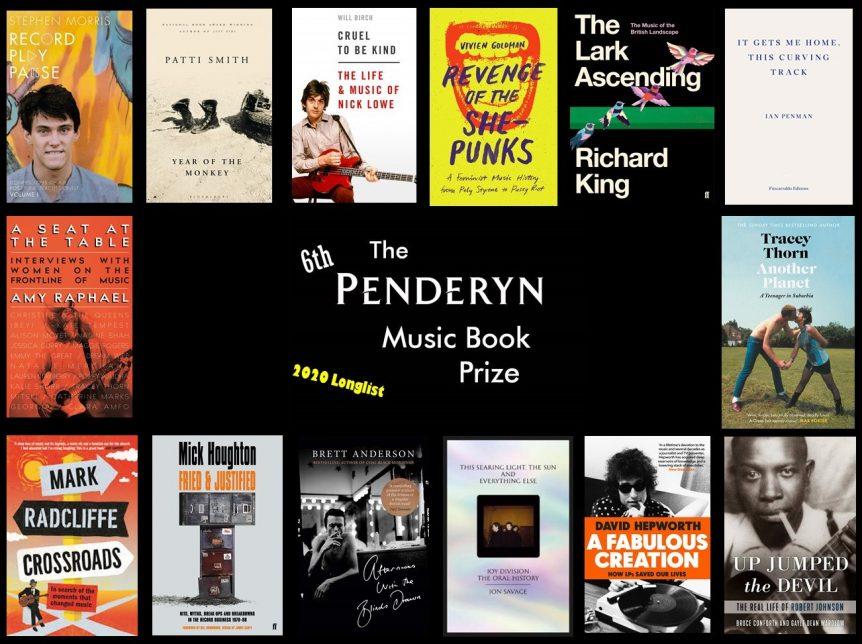 Penderyn Prize Long List Montage 2020