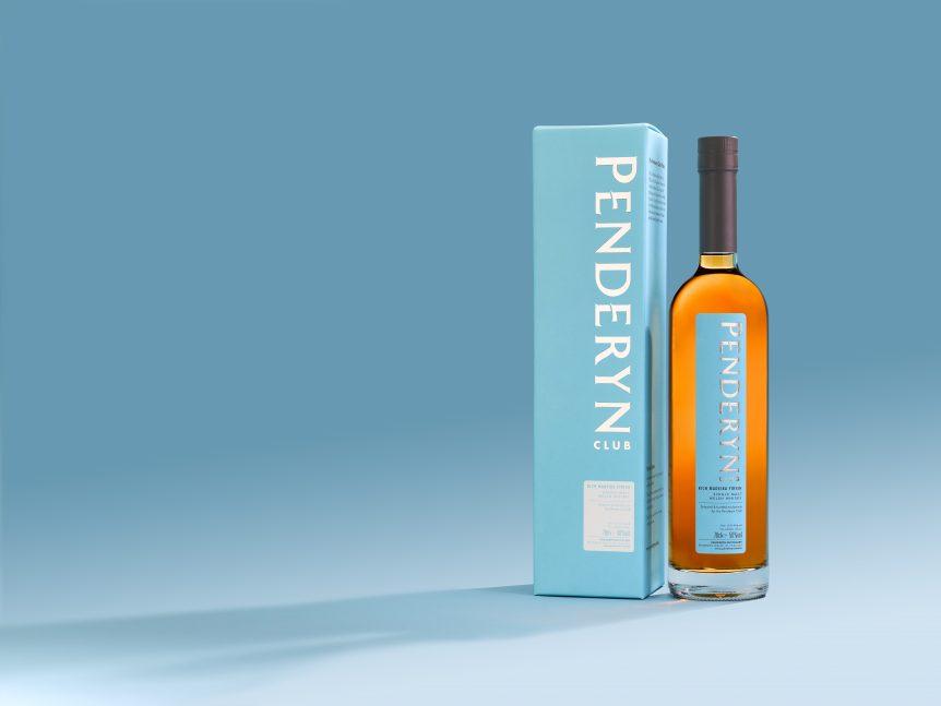 Penderyn Club Member Bottle