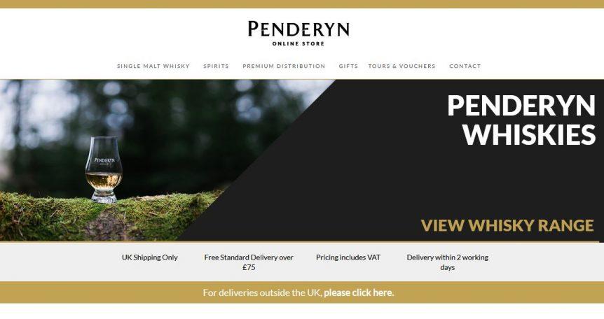 Penderyn Online Store